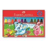 Faber Castelll Redline Karton Kutu 12 Renk Pastel Boya