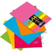 Keskin Color A4 Renkli Karışık Fotokopi Kağıdı 50li