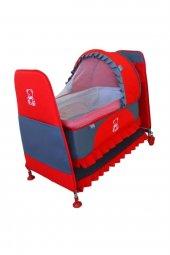 Happy Baby Portatif Sepet Beşik Tekerlekli...