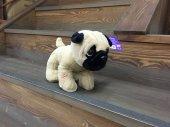 Peluş Oyuncak Köpek Ayakta Oturan Köpek Sesli Havlar KARGO ÜCRETSİZ-2