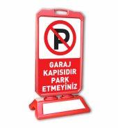 Garaj Kapısıdır Park Etmeyiniz Uyarı Dubası