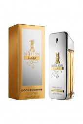 1 Million Lucky Edt 100 Ml Erkek Parfümü