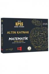 Yargı Yay.altın Kaynak Matematik Konu Anlatımlı