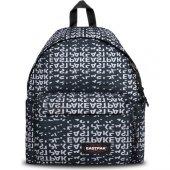 Eastpak Padded Pakr Bold Black Sırt Çantası Ek62067x