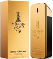 Paco Rabanne One Million Edt 100 Ml Erkek Parfümü