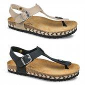 Ceyo 9910 Z25 Kadın Parmak Arası Sandalet
