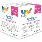 Uni Baby Oyna Öğren Islak Mendil 24lü Fırsat Paketİ (1248 Yaprak)