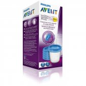 Philips Avent 5li Anne Sütü Saklama Kabı