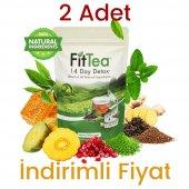 Fit Tea 14 Day Detox Fittea Detoks Bitkisel Çay...