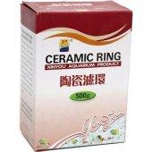 Seramik Ring 500 Gr Akvaryum Seramik Halka Filtre Malzemesi