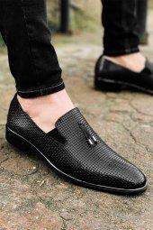 Tamboga561 9y Tamboga 561 9y Full Kareli Rugan Klasik Erkek Ayakkabı