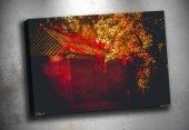 op154 Sonbahar Yağlı Boya Reprodüksiyon Kanvas Tablo