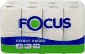 Focus Optimum Çift Katlı Tuvalet Kağıdı 3 X 16 Rulo