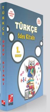 1. Sınıf Türkçe Ödev Kitabı