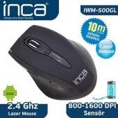 ınca 500gl 2.4 Ghz Kablosuz Mouse