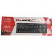 Raynox K14 Multimedya Usb Kablolu Klavye