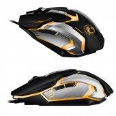 Imıce V6 Gaming Mouse 2400 Dpı Işıklı Kablolu Oyuncu Mouse