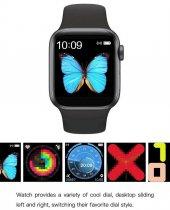 Akıllı Saat T500 Smart Watch Türkçe Menü Tam Dokunmatik-6