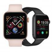 Akıllı Saat T500 Smart Watch Türkçe Menü Tam Dokunmatik-8