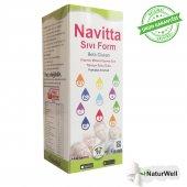 Naturwell Navitta Vitamin Mineral Içeren Sıvı Takviye Edici Gıda Portakal Aromalı 150 Ml