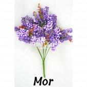 Büyük Cipso Ara Dal Çiçek Malzemesi 4 Renk-4
