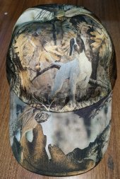 Orman Pointer Desenli Neopren Avcı Şapkası