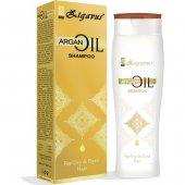 Zigavus Kuru, Boyalı Ve Yıpranmış Saçlar İçin Argan Yağı Ekstraklı Şampuan 250ml