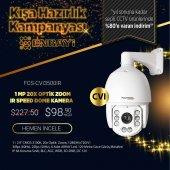 Fcs Cvı 3500 Ir Speed Dome Kamera Fujitron
