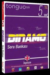 Tonguç Akademi 5. Sınıf İngilizce Dinamo Soru Bankası