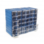 Sembol Y114 Plastik Çekmeceli Kutu (36 Çekmeceli)