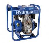 Hyundai Dhyh 50l 2 Parmak Yüksek Basınçlı Su Motoru
