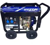 Hyundai Dhy7600lek Monofaze 6kw Dizel Jeneratör