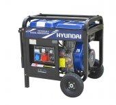 Hyundai Dhy8000 Lek 3 Dizel Marşlı Trifaze Jeneratör