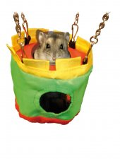 Karlıe Naylon Hamster Evi 25x10cm