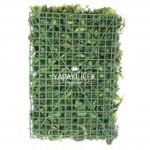 Yapay Yaprak Model Duvar Bitki Kaplaması 40x60 cm Yeşil-2