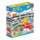 Mini Blocks Pit Stop Oyun Seti 29 Parça 3+yaş