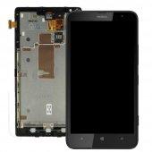 Nokia Lumia 1320 Lcd Ekran Dokunmatik Çıtalı Full Ekran
