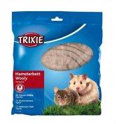 Trixie Hamster Yünlü Yatağı, 100gr, Kahverengi...