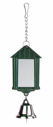 Trixie Muhabbet Kuşu İçin Zilli Ayna 6cm