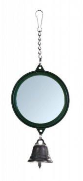 Trixie Muhabbet Kuşu İçin Zilli Ayna 7cm