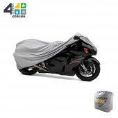 Kawasaki Vulcan 900 Classic Special Edition Örtü Motosiklet Branda-2