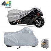 Kawasaki W800 Cafe Örtü Motosiklet Branda