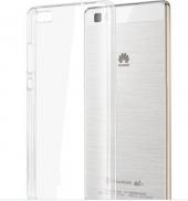 Huawei P8 Lite Kılıf Kristal Şeffaf