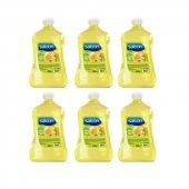 Saloon Sıvı Sabun Limon Çiçeği&nane 1,8lt 6lı