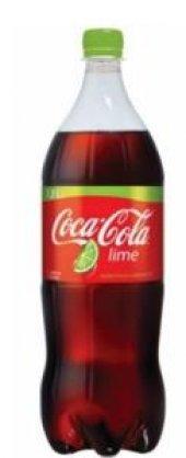 Coca Cola Lime 1 Lt 4 Adet