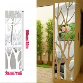 3d Ağaç Efektli Dekoratif Ayna