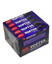 Kent Tofita Böğürtlen Aromalı Meyve Sulu Toffe Şeker 20li Paket