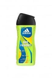 Adidas Duş Jeli King 2 İn 1 Get Ready 250 Ml 3607342734272