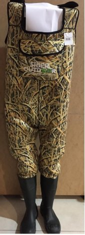Polymer Çizmeli Neopren Tulum Çizme 5mm Saz...