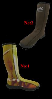Neopren Avcı Çizme
